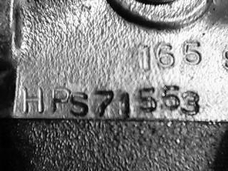 HPS stamp